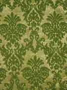 vintage velvet drapes