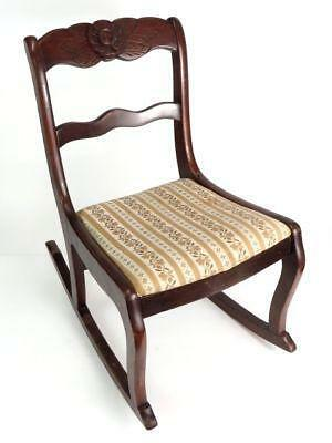 Antique Rocking Chair | EBay