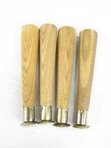 Attirant Mid Century Wood Legs