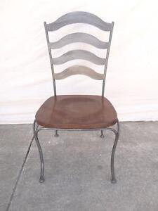 Attirant Ethan Allen Maple Chairs