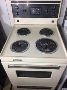 apartment size electric stove free delivery