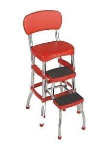 Vintage Cosco Step Stool Chairs  sc 1 st  eBay : vintage cosco step stool chair - islam-shia.org