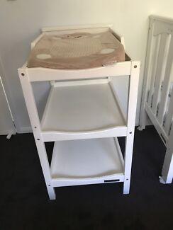 Baby Change Table U0026 Change Mat