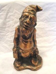 Antique Garden Gnomes