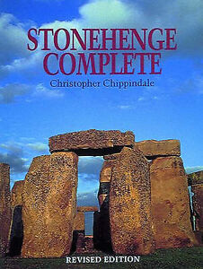 Stonehenge Complete, Chippindale, Christopher, 0500277508, Very Good Book