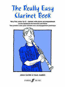 Really Easy Clarinet Book, John Davies