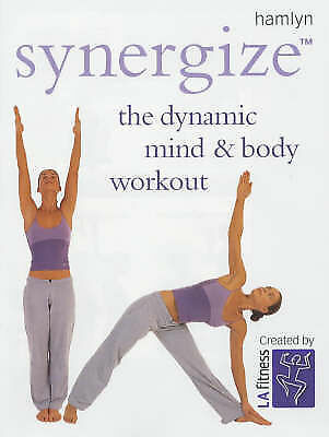 LA Fitness Synergize: The Dynamic Mind and Body Workout Book