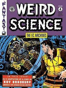 EC Archives: Weird Science Volume 4 by Various -Hcover