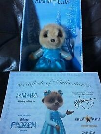 Ayana as Elsa from the Frozen movie collection