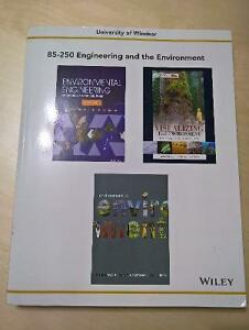 Math, Sci, Economics, and Engineering Textbooks for sale! Windsor Region Ontario image 4