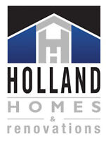 HOLLAND RENOVATIONS - GENERAL CONTRACTORS