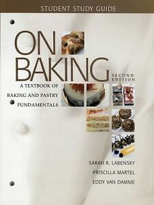 Baking And Pastry subjects for study