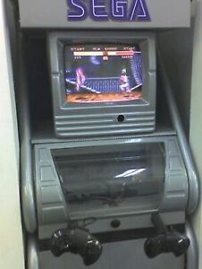Want to buy Sega genesis and/or Sega Saturn Kiosk demo/stands