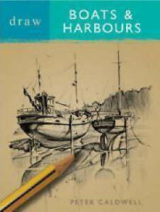 Draw Boats & Harbours-ExLibrary