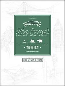 The Hunt Vancouver, Adrian Harris