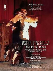 Astor Piazzolla Histoire Du Tango and Other Latin Dance Classics for Flute amp - Norwich, United Kingdom - Astor Piazzolla Histoire Du Tango and Other Latin Dance Classics for Flute amp - Norwich, United Kingdom