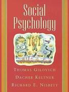 Social Psychology Gilovich
