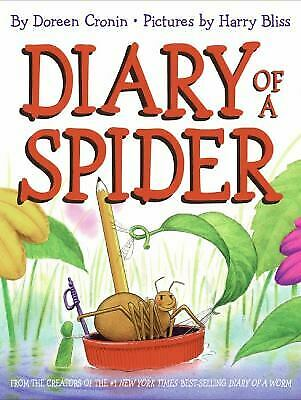 Diary of a Spider by Doreen