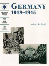 Germany******1945: A Depth Study: HSC Student's Book Bedford Bayswater Area Preview
