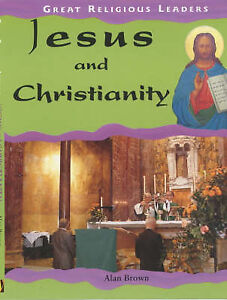 Jesus-and-Christianity-Great-Religious-Leaders-Brown-Alan-Good-Book