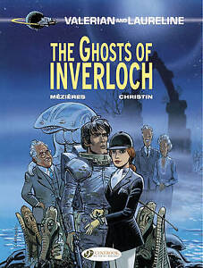 The Ghosts of Inverloch by Christin, Pierre -Paperback