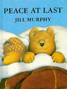 Peace at Last, Jill Murphy | Hardcover Book | Good | 9780333647608