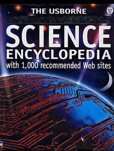The Usborne Internet-linked Science Encyclopedia, Tatchell, Judy, Very Good Book