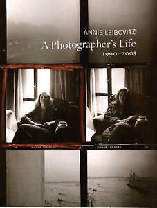 A Photographer's Life: 1990-2005, Leibovitz, Annie, Good, Hardcover
