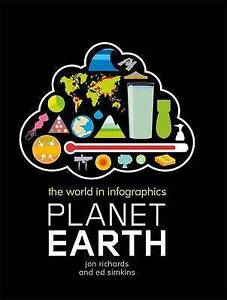 Planet Earth (The World in Infographics)-ExLibrary