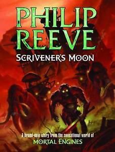 Scrivener's Moon-ExLibrary
