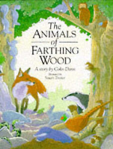 The Animals of Farthing Wood, Colin Dann | Hardcover Book | Acceptable | 9780434