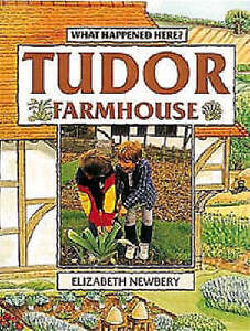 What Happened Here? Tudor Farmhouse, Elizabeth Newbery, New Book