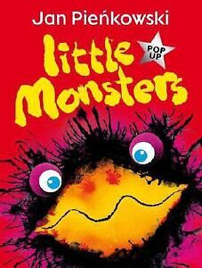 Pop Up Picture Book: Little Monsters by Jan Pienkowski (Hardcover)