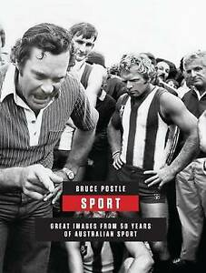 SPORT-by-BRUCE-POSTLE-New-Paperback-Book-50-years-Australian-Free-Shipping-2015