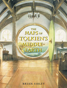 The-Maps-of-Tolkiens-Middle-earth-Special-Edition-Brian-Sibley-Hardcover-Bo