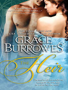 The Heir by Burrowes, Grace 9781515904472 CD-AUDIO