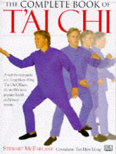 """""""NEW"""" The Complete Guide to T'ai Chi, Tan Mew Hong; McFarlane, Stewart, Book"""