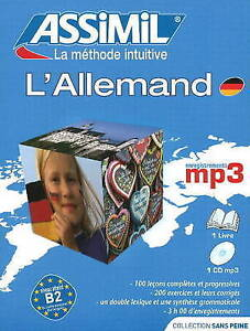 L'Allemand by Assimil Nelis (Mixed media product, 2008)