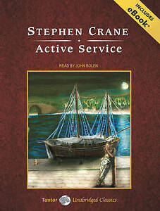 Active Service, with eBook by Stephen Crane