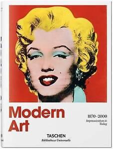 Modern Art 1870-2000, Hans Werner Holzwarth