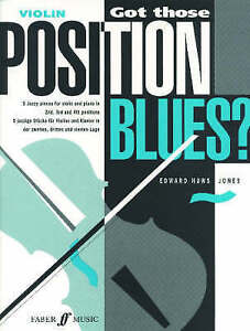 Got Those Position Blues?: (Violin and Piano) by Faber Music Ltd (Paperback,...