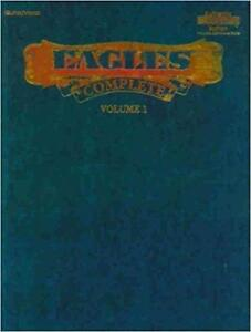 Eagle Complete Vol 1 Authentic Guitar TAB 1st edition