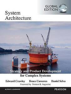 Systems Architecture by Daniel Selva, Edward Crawley, Bruce Cameron (Paperback,