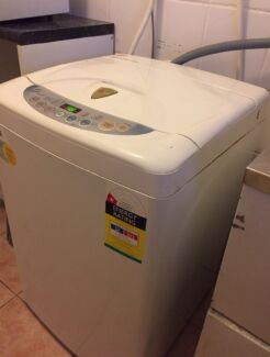 """LG """"Fuzzy Logic"""" 5Kg Top Load Washing Machine, Can Deliver"""