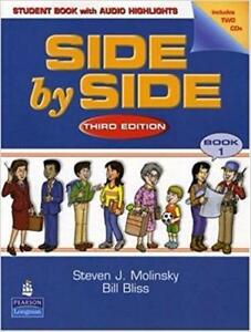 Side by Side 1 Student Book 1 w Student Audio CD Highlights 3rd Edition