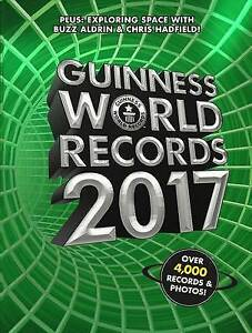 Guinness Book Of World Records (2017 Edition)