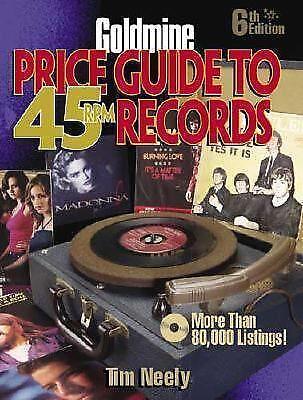 45 Record Price Guide Ebay