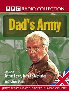 Dads-Army-Starring-Arthur-Lowe-John-Le-Mesurier-Clive-Dunn-BBC-Radio-Colle