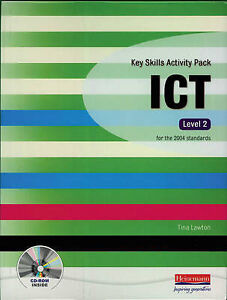 Key Skills Activity Pack Revised ICT Level 2 Key Skills Activity Packs by - Hertfordshire, United Kingdom - Key Skills Activity Pack Revised ICT Level 2 Key Skills Activity Packs by - Hertfordshire, United Kingdom