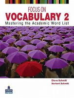 McGill Advanced level text book--Focus on Vocabulary 2
